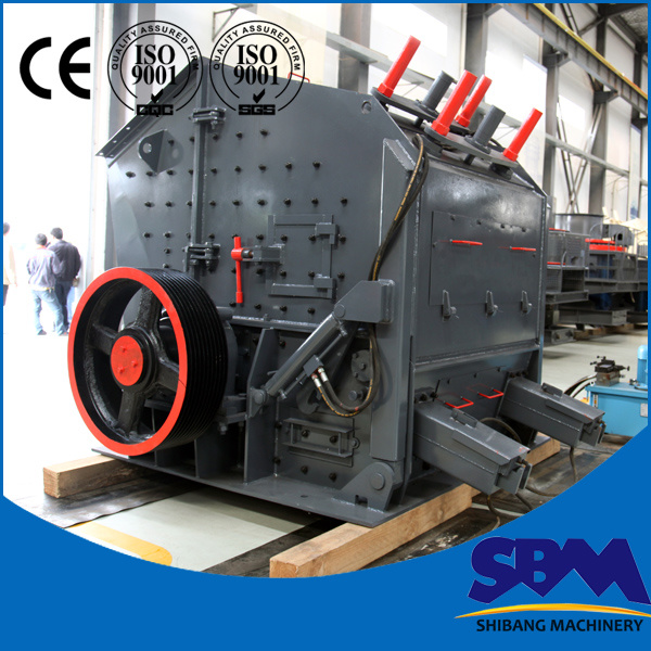 China Large Capacity Movable Crushing Equipment