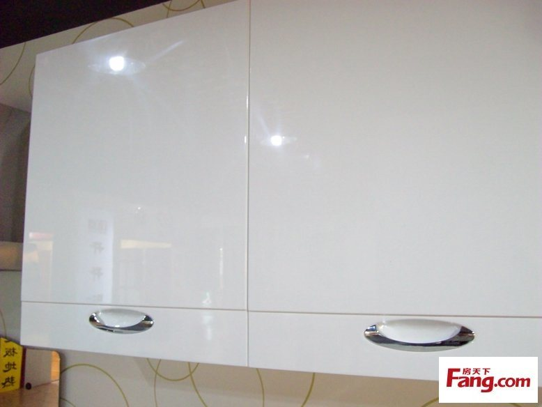 China 18mm White High Gloss UV MDF Board for Kitchen Cabinet Door ...