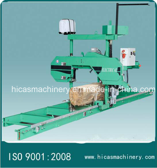 Hc600 Horizontal Band Saw for Wood Band Saw Machine