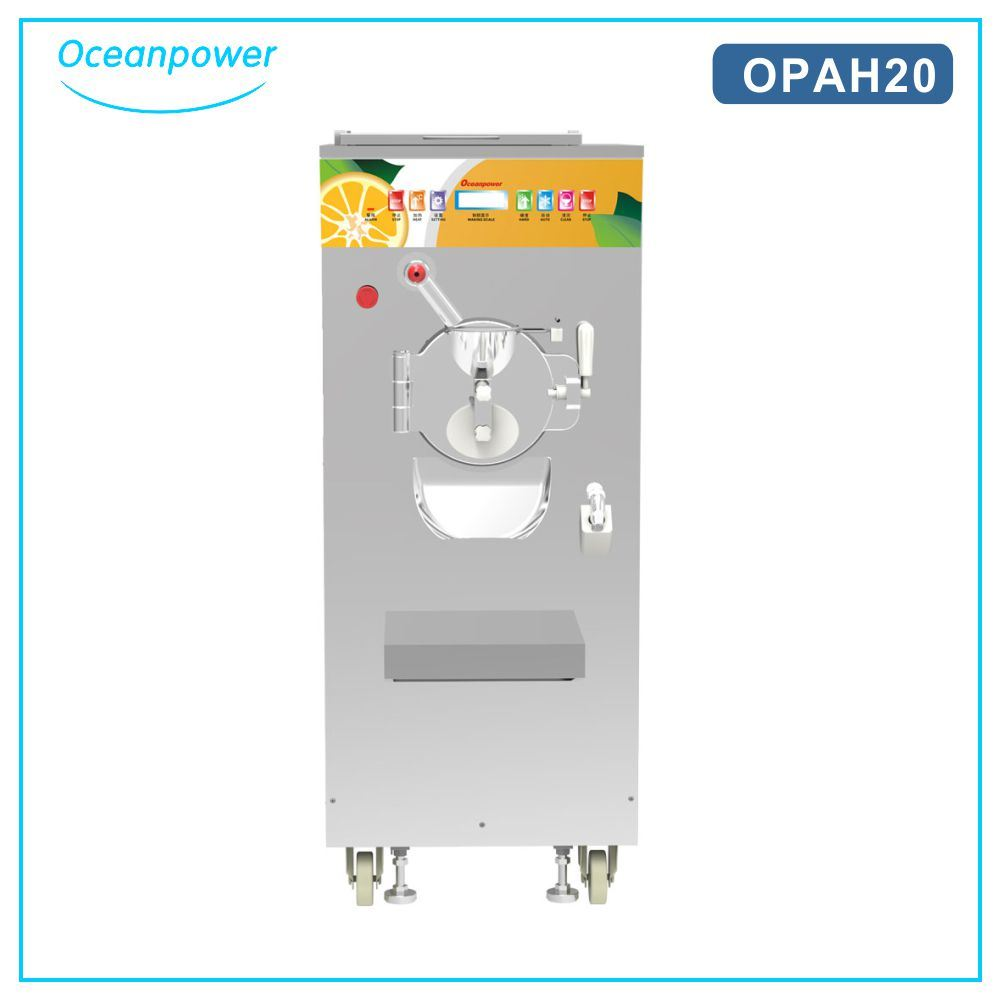 Hard Ice Cream Machine (Oceanpower OPAH20)