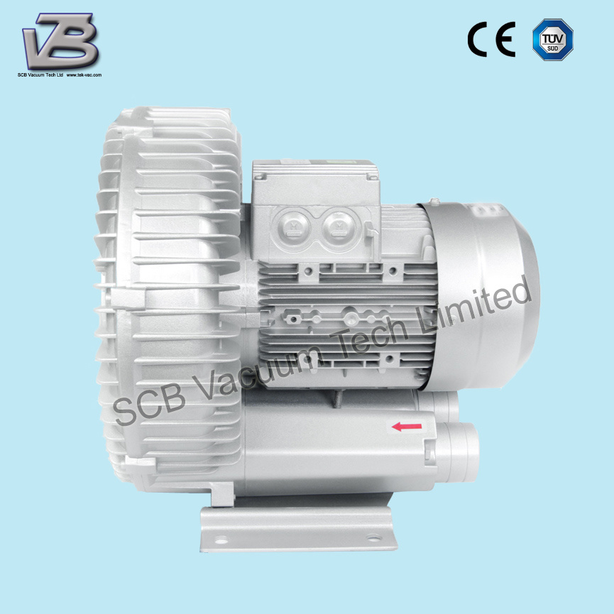 1.3kw Single Stage Side Channel Blower for Sewage Plant