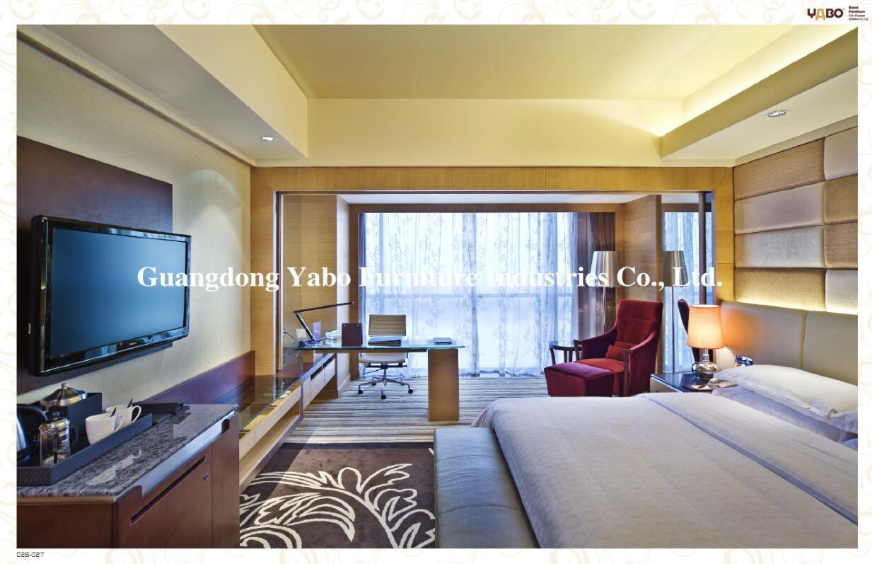 Five Star Hotel Modern Luxury Bedroom Furniture
