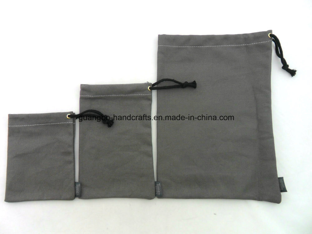 Customized High Quality Canvas Digital/Small Appliances Pouch/Bag (DF-4878)