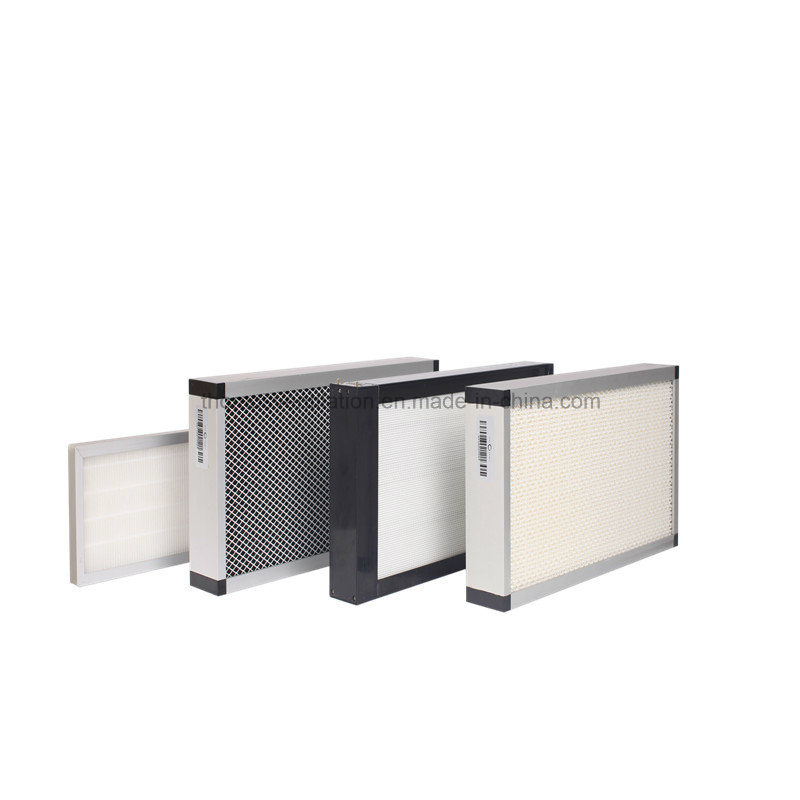 Thomos Quality Fresh Air Ventilation (THB500 Aluminium HEAT EXCHANGER)