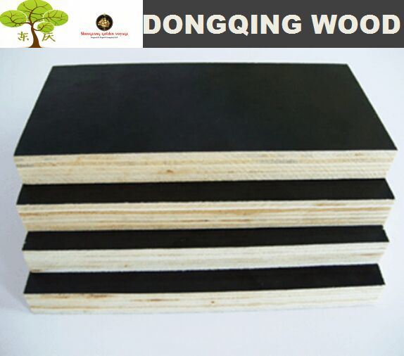 Construction Plywood with 13 Layer 18mm Film Faced