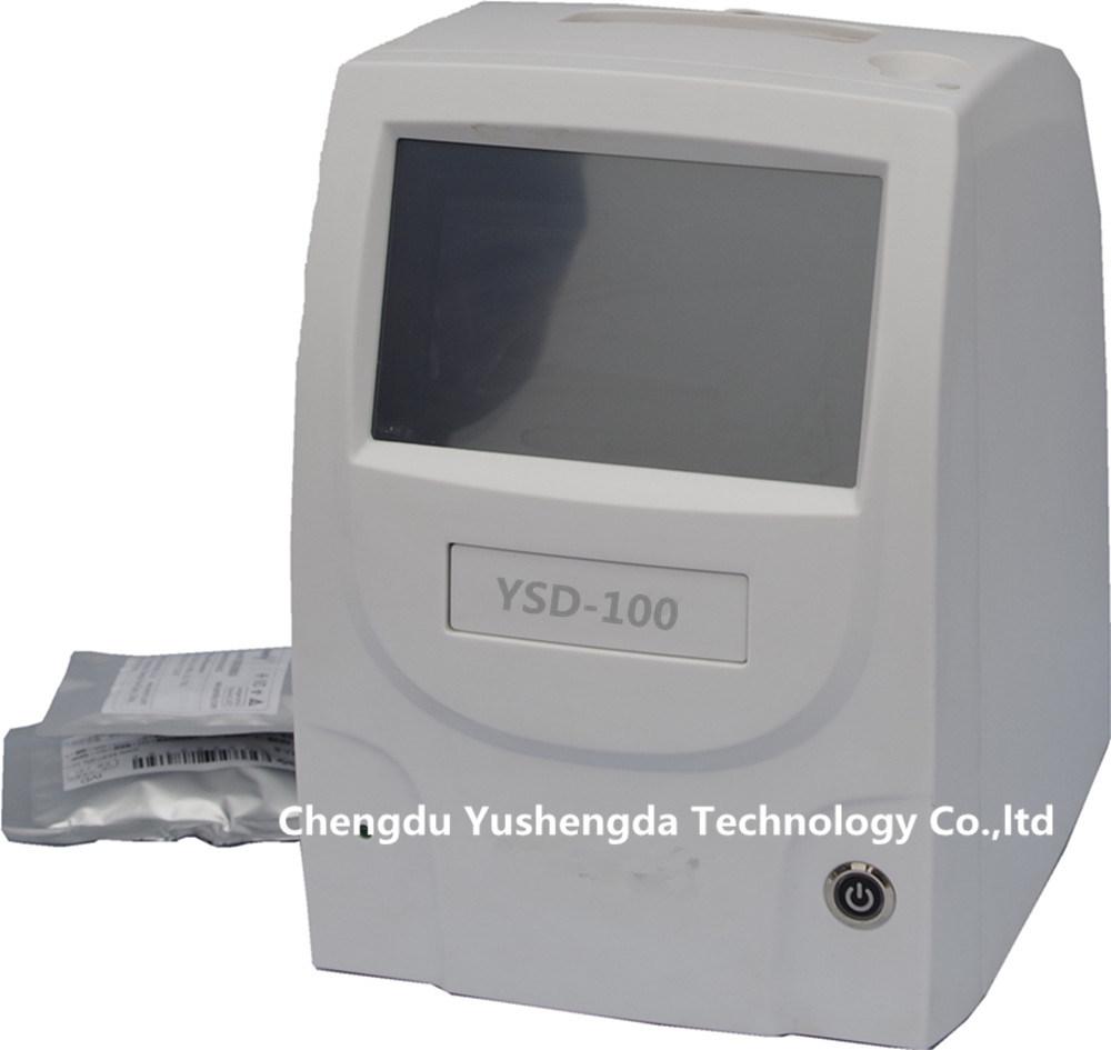 Ysd100vet Ce ISO Laboratory Medical Equipment Portable Automatic Biochemistry Analyzer