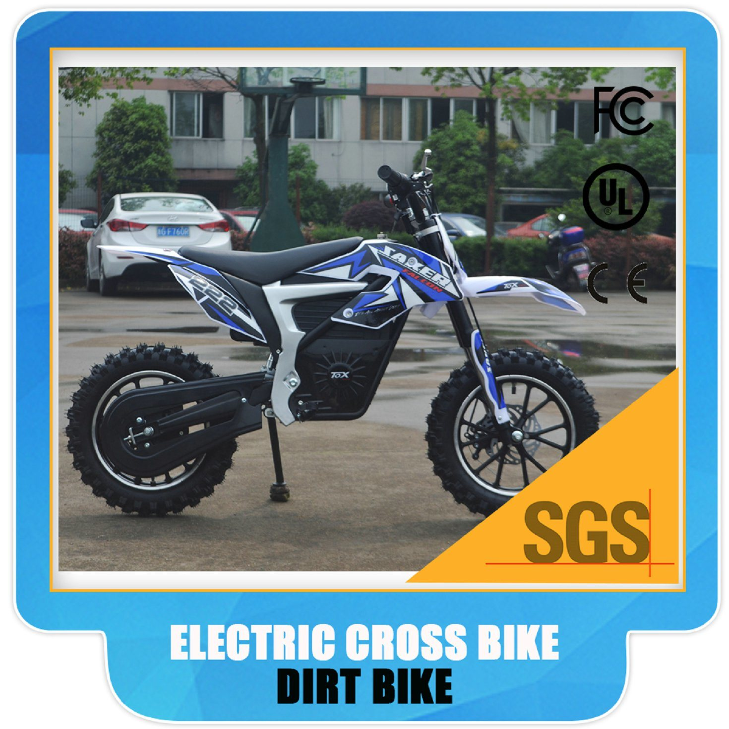 500W-800W Electric Bike