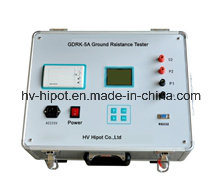 Earth Resistance Tester for Ground Grid