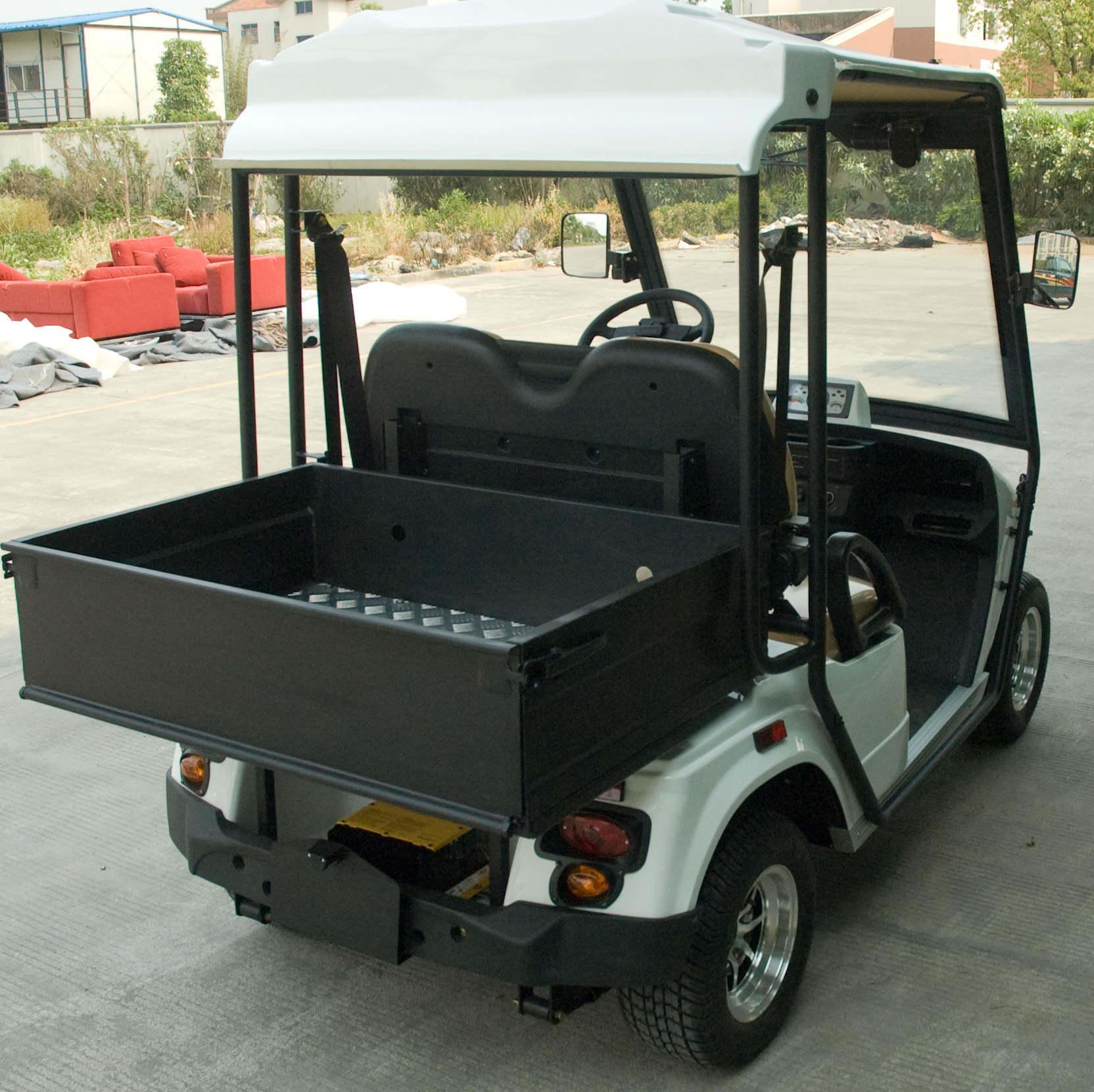 EEC Approved, Street Legal Electric Golf Cart (EG2028HR)