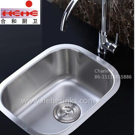 Stainless Steel Kitchen Sink, Bar Sink, Wash Hand Sink (4738)