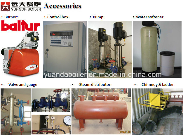 1000 to 30000 Kg/Hr Heavy Oil Waste Oil, Diesel Oil Fired Boiler