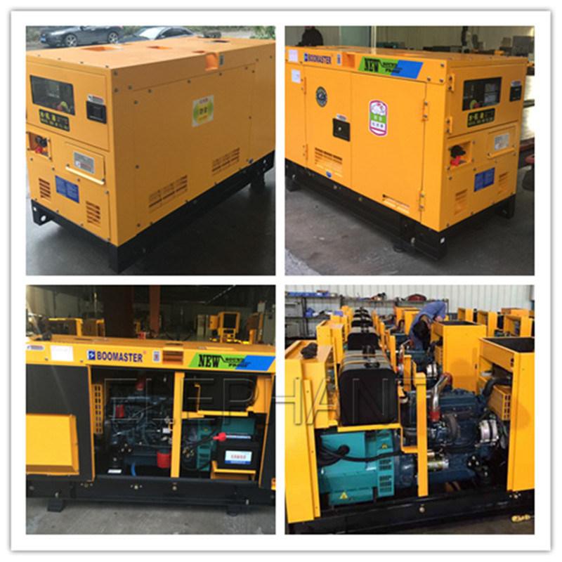10kVA 20kVA 25kVA 30kVA 40kVA Super Silent Diesel Generator Set