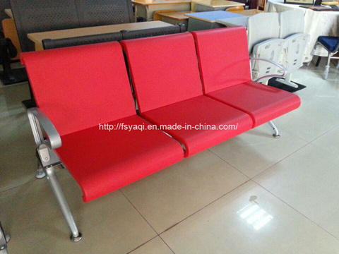 Metal Waiting Chairs, Airport Waiting Chairs, Leather Waiting Chairs (YA-78B)