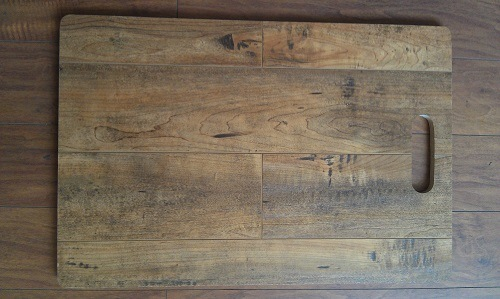 Distressed Maple HDF Laminated Flooring AC3 E1