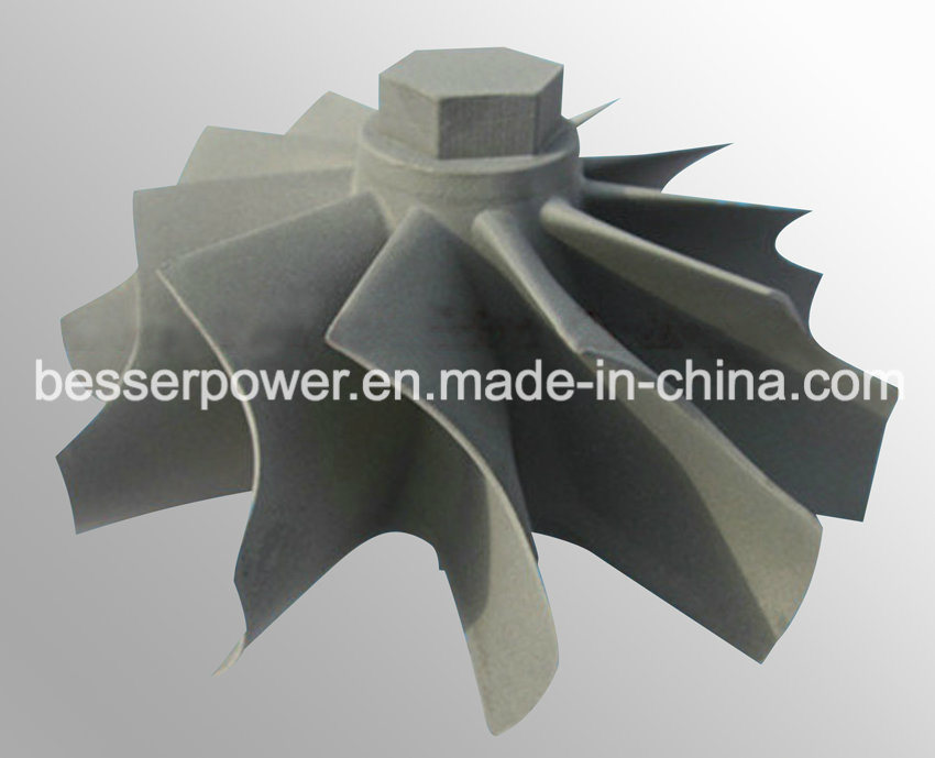 Ts16949 304/316 Silica Sol Lost Wax Investment Casting Factory