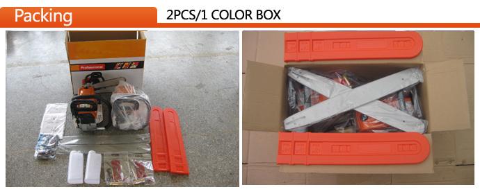 Powertec CE GS Easy Start 58cc Gasoline Chain Saw (YD-PT34-58)
