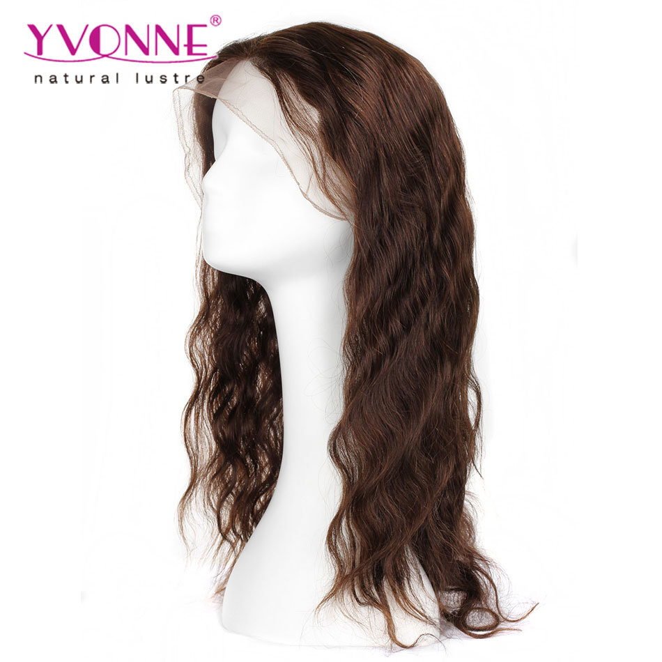 Fashionable Body Wave Human Hair Lace Front Wig