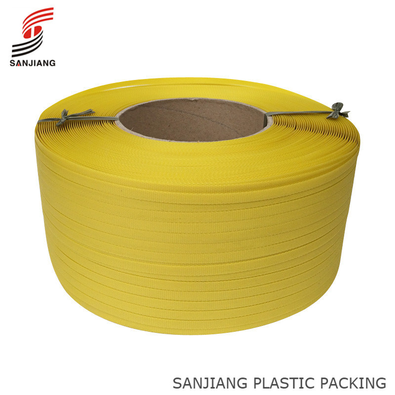 Yellow PP Strap for Packing