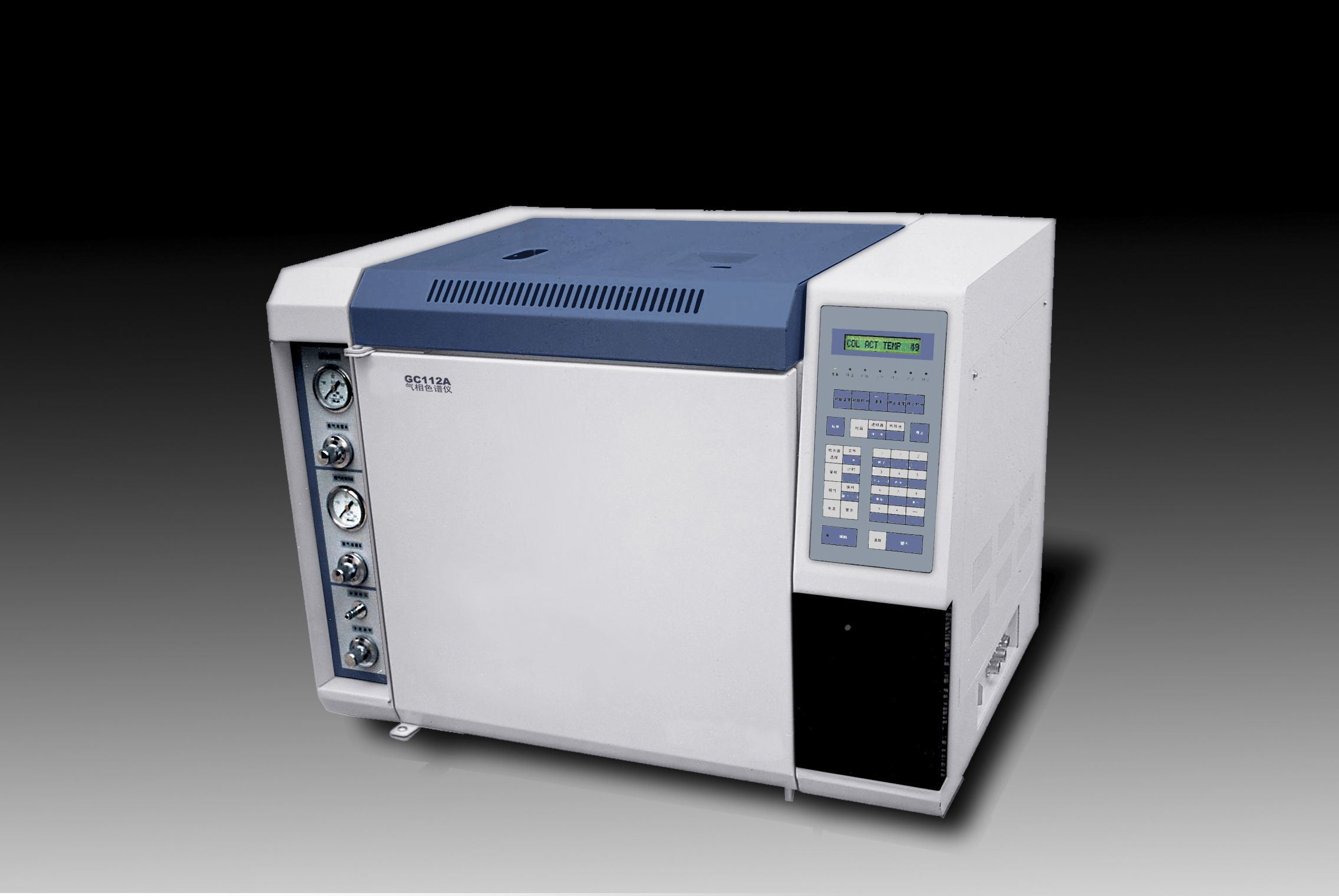 Gas Chromatograph with High Senstive From China