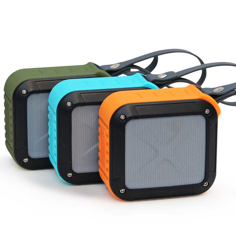 New Product High Quality Audio Active Bluetooth Portable Speaker