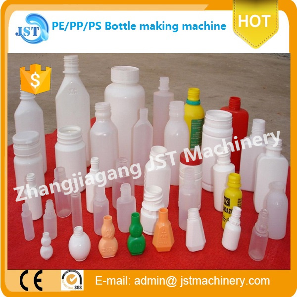 LED Light Bulb One Step Plastic Injection Blow Molding Machine