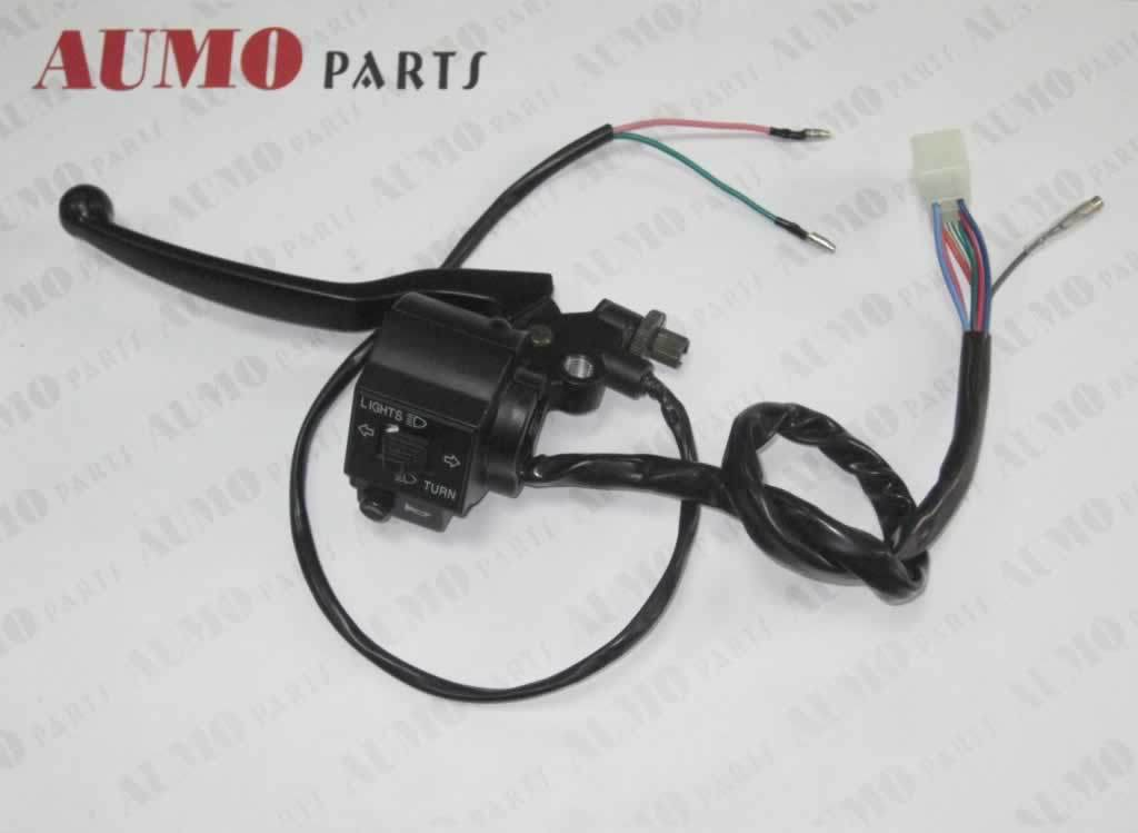Motorcycle Handle Switch for Old Version Kinroad Xt50py-5 Motorcycle Parts