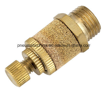 Silencer China Pneumatic Spare Part From Pneumission -Muffler
