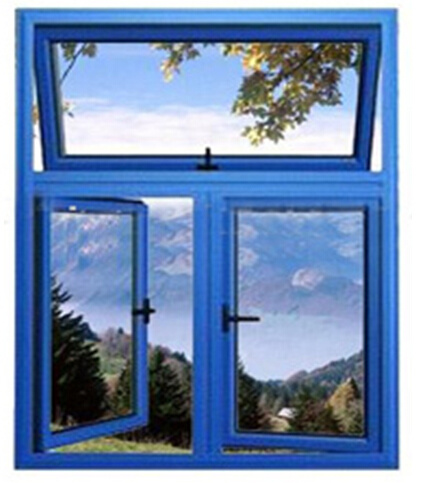 High Quality Glass Aluminum Window with Cheap Price