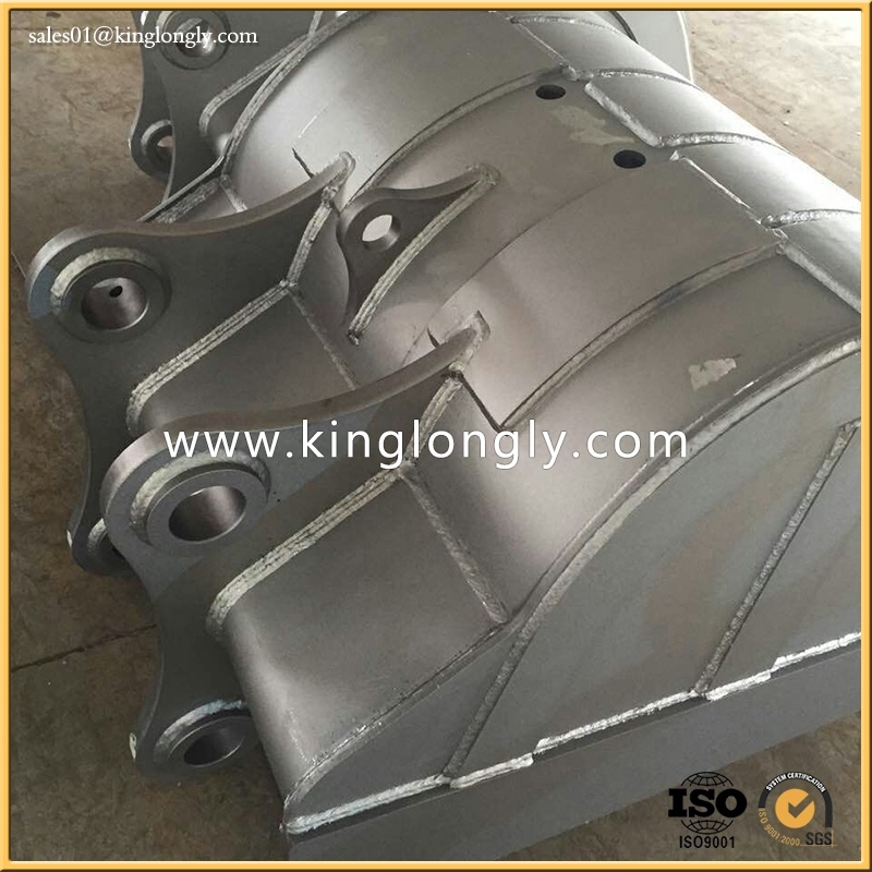 Excavator Buckets Standard and Heavy Duty Rock Buckets