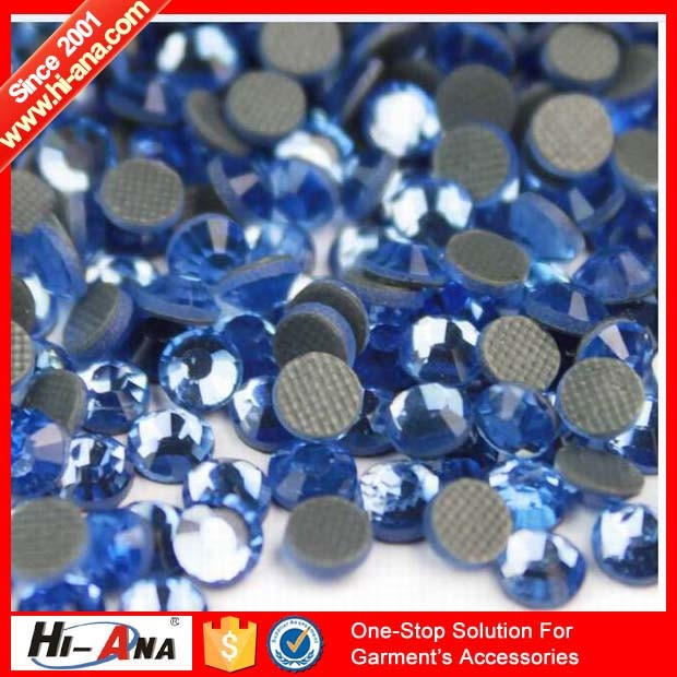 Best Hot Selling Various Colors DMC Hotfix Rhinestone
