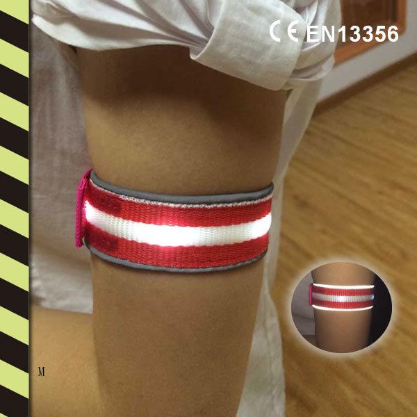 LED Reflective Wristband