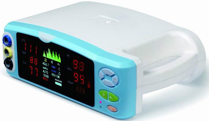Mc-Vspm-III+ Vital Sign Monitor (MC-VSPM-III+)
