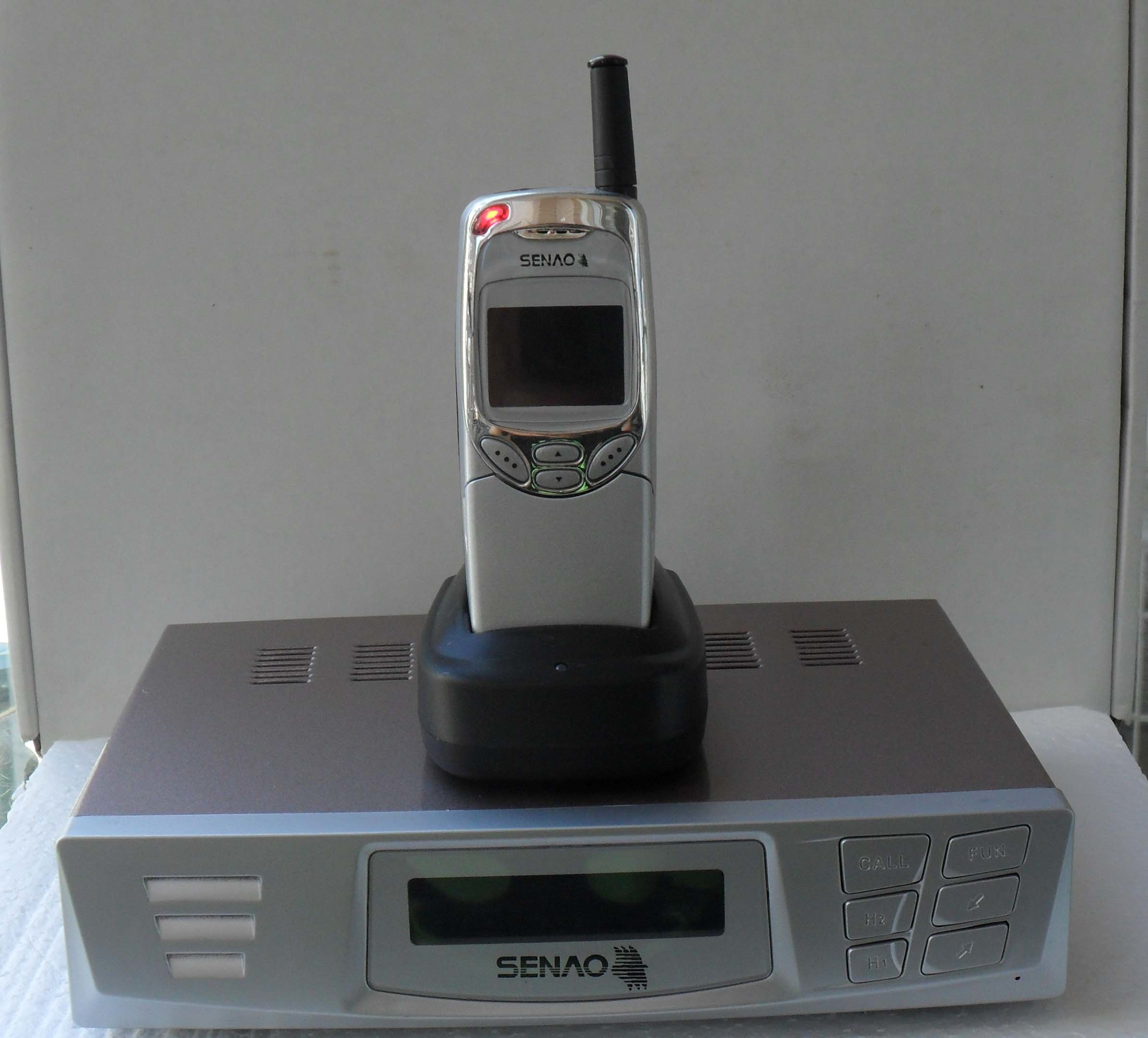 Senao Sn-629 Long Distance Cordless Phone for Communication