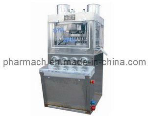 Double-Press Type Continuous Automatic Rotary Tablet Press