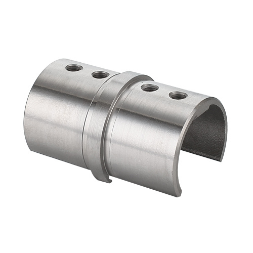 Stainless Steel Cap Rail Fittings