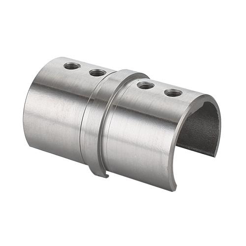 Stainless Steel Cap Rail Fittings