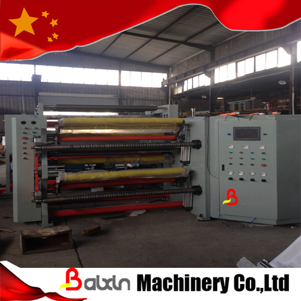 High Speed Slitting and Rewinder Machine (250M/MIN)