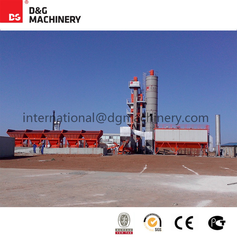 240 T/H Batching Asphalt Mixing Plant / Asphalt Plant for Sale
