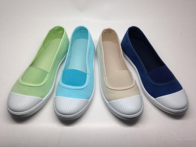 Lady Working Shoes Nurse Shoes Canvas Shoes (14hy1604)