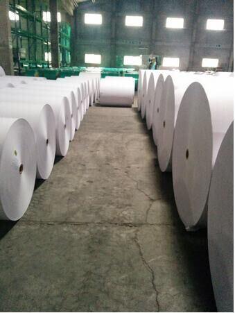 Rolls of Copier Paper