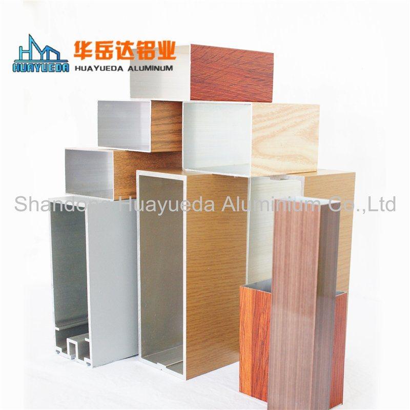 Aluminium Profile Aluminum of Profile for Windows / Doors /Building Material