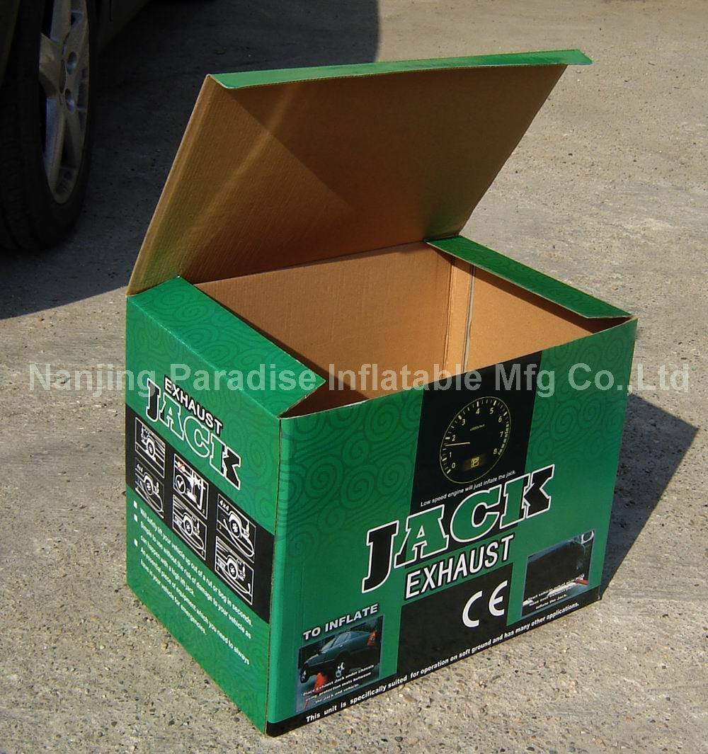 Air Jack/Exhaust Jack (4.2T)