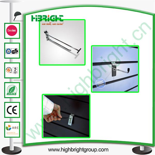 Metal Display Hooks/Wire Hooks/Chromed Hanger
