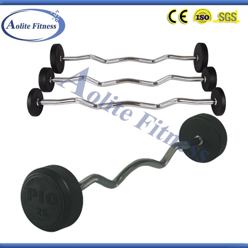 Good Price Gym Machine Fixed Barbell