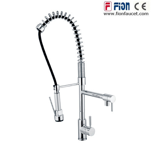 Single Lever Kitchen Mixer (F-9102)