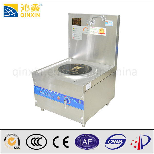 Freestanding One Burner Flat Commercial Induction Stove