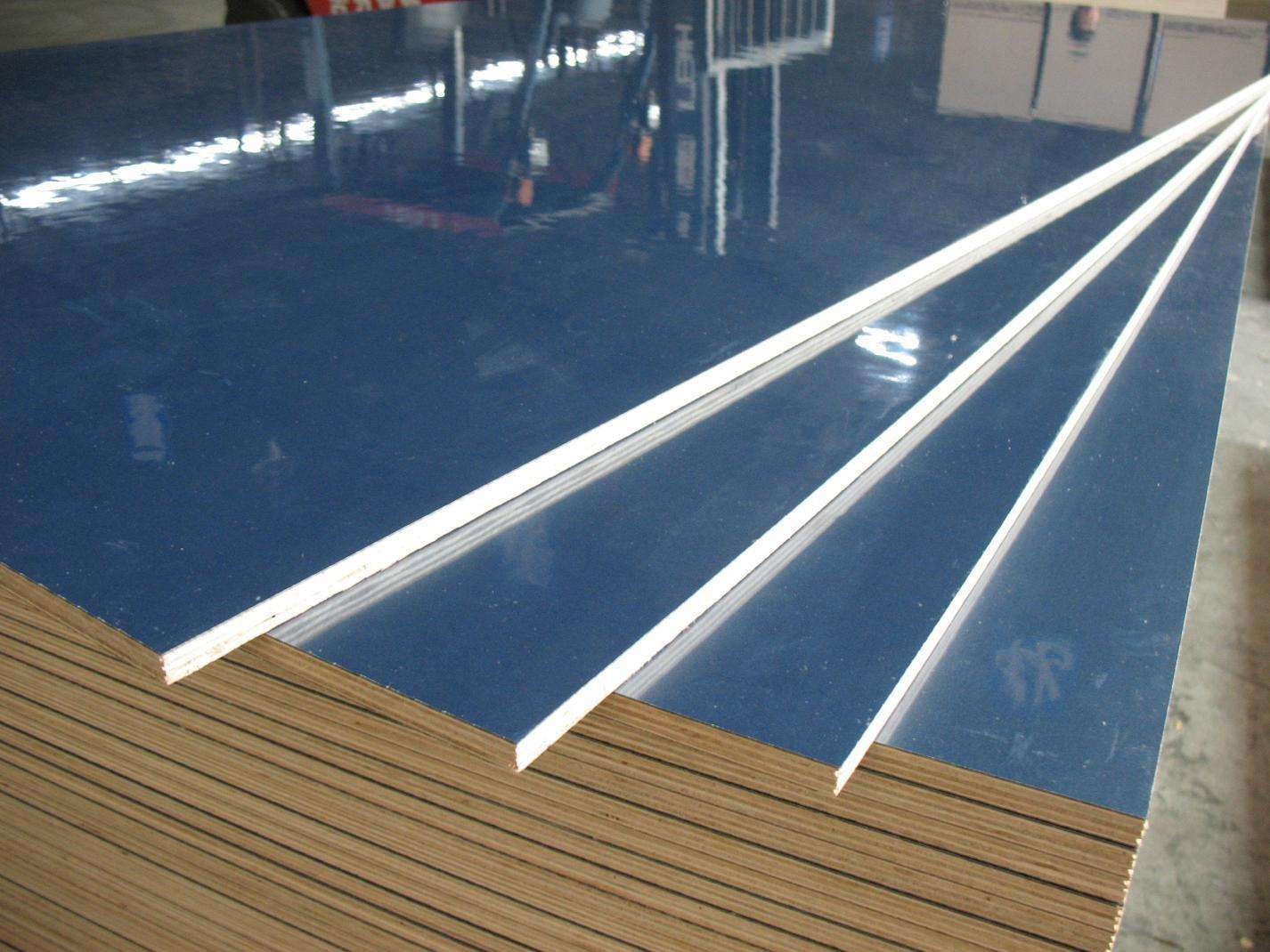 Plastic Film Faced Plywood for Construction