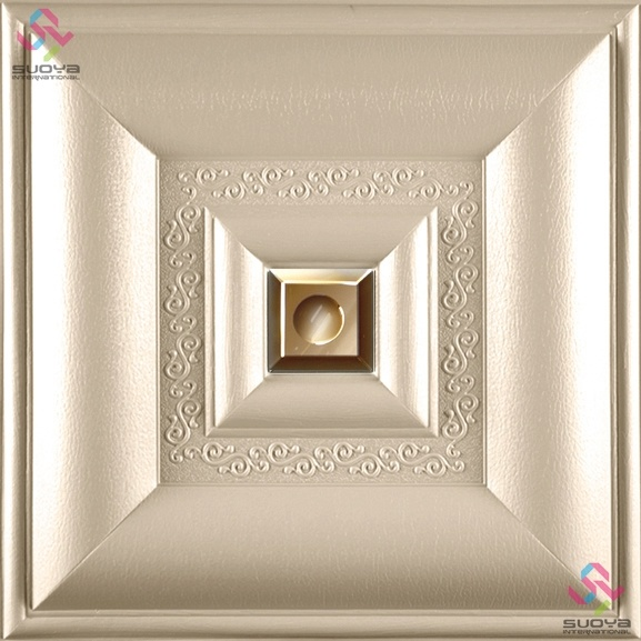 3D PU Wall Panel 1057 for Building Construction