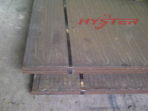 600hv Chromium Carbide Overlay Wear Plate