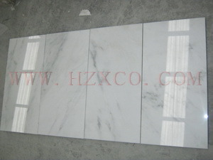 Carrara White, Statuary White Polished Marble